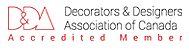 Decorators & Designers Association of Canada -- Accredited Member