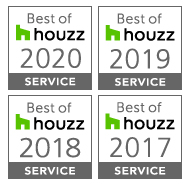 [ JUST the THING Interiors is also AWARDED on Houzz. Have a look! ]